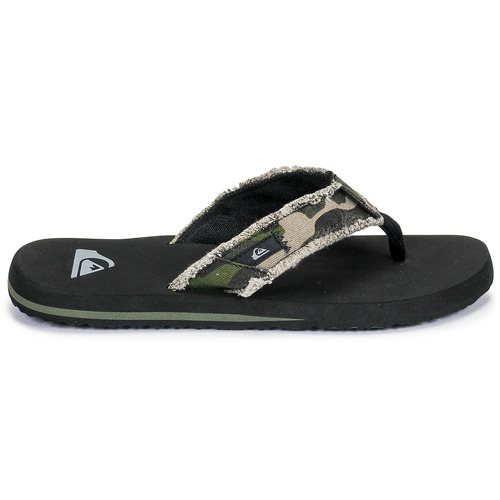 M Quiksilver Vert Xgck Homme Sndl Militaire Abyss Monkey Tongs fgY76yb