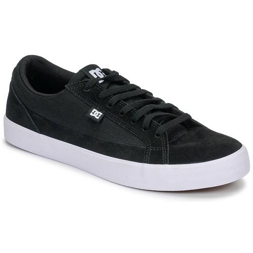 DC Shoes LYNNFIELD M SHOE BKW Noir - Livraison Gratuite
