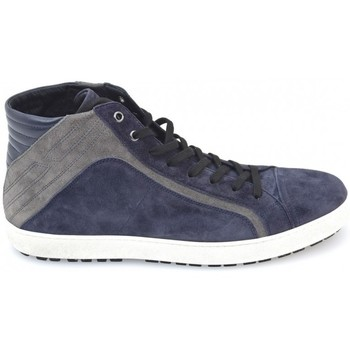 Hogan Homme Rebel Sneakers Jim Marine Et...