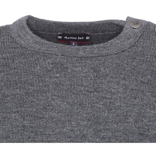 Lux Homme Armor Pulls Pull Gris wuTPOXikZl