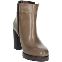 Chaussures Femme Bottines Marko' 882075 Marron Taupe