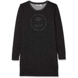Vêtements Fille Robes courtes Kaporal Duty Robe Fille Noir Imprimé 38