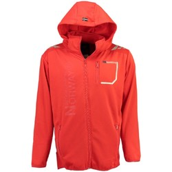 Vêtements Homme Vestes / Blazers Geographical Norway Softshell Homme Tortue Rouge