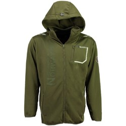 Vêtements Homme Vestes / Blazers Geographical Norway Softshell Homme Tortue Kaki