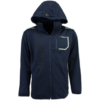 Vêtements Homme Vestes / Blazers Geographical Norway Softshell Homme Tortue Bleu