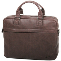 Sacs Homme Sacs ordinateur Gerard Henon Porte-ordinateur 15 Collection Vintage 7180 Chocolat