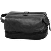 Sacs Trousses de toilette Gerard Henon Trousse de toilettes Collection Vintage 7104 Noir