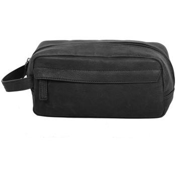 Sacs Trousses de toilette Gerard Henon Trousse de toilettes Collection Vintage 7108 Noir
