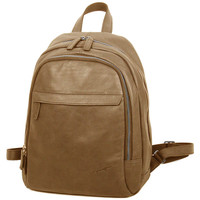 Sacs Homme Sacs à dos Gerard Henon Sac a dos Porte-ordinateur Collection Vintage 7165 Marron clair