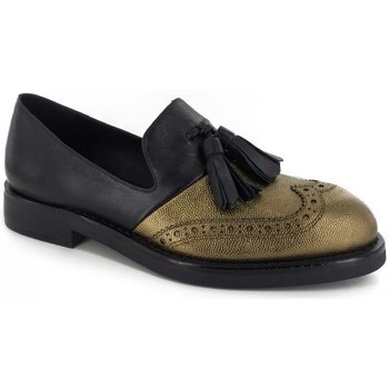 Chaussures Femme Mocassins Bibi Lou Mocassins- Or