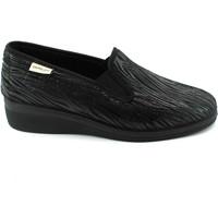 Chaussures Femme Mocassins Grunland GRU-I18-PA1090-NE Nero