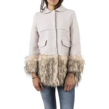 Vêtements Femme Vestes / Blazers Bsb 040-218003 beige