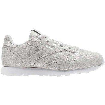 Chaussures Enfant Baskets basses Reebok Sport ZAPATILLAS  CLASSIC LEATHER CLASSIC Gris