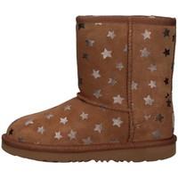 Chaussures Enfant Bottes de neige UGG UGKCLSSTCN1019697K châtaigne