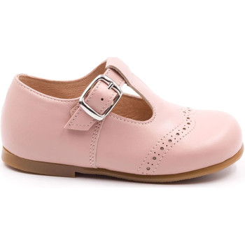 Chaussures Fille Ballerines / babies Boni Classic Shoes Boni César - chaussures premier pas classique Rose