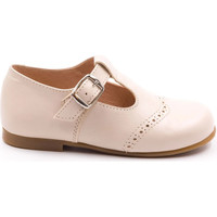 Chaussures Fille Ballerines / babies Boni Classic Shoes Boni César - chaussures premier pas classique Blanche