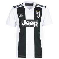 Vêtements Homme T-shirts manches courtes adidas Performance JUVE JERSEY Noir