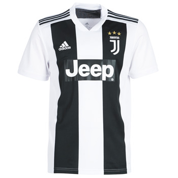Vêtements Homme T-shirts manches courtes Adidas Performance PAP JUVE JERSEY Noir