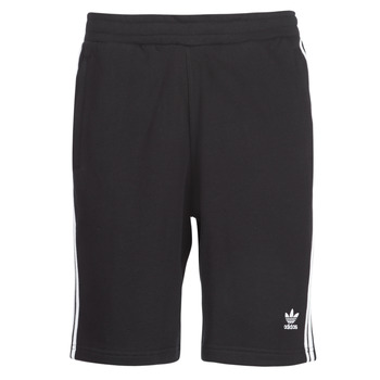 Vêtements Homme Shorts / Bermudas adidas Originals 3 STRIPE SHORT Noir