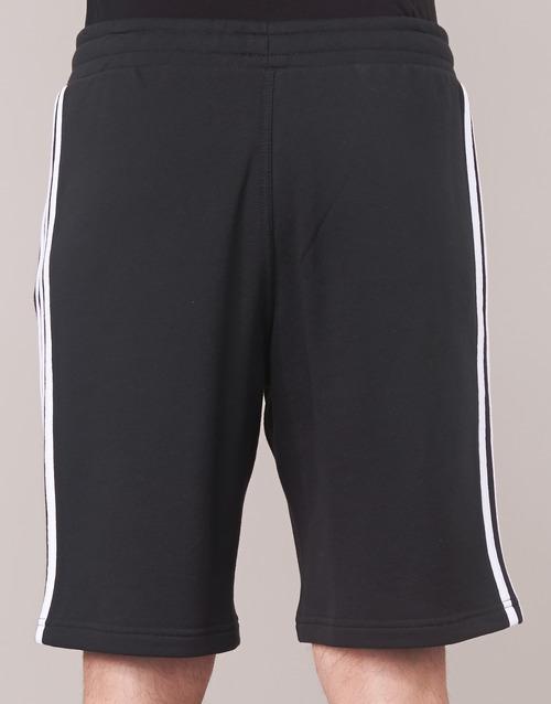 Noir 3 Short Originals Adidas Homme ShortsBermudas Stripe 2IW9HDE