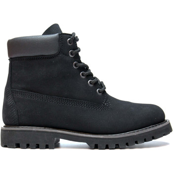 Nae Vegan Shoes Marque Boots  Etna Black