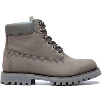 Nae Vegan Shoes Marque Boots  Etna Grey