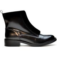 Chaussures Femme Bottines Nae Vegan Shoes Zipme preto