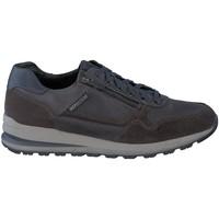 Chaussures Derbies Mephisto Basket cuir BRADLEY Marron