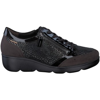 Chaussures Baskets mode Mephisto Baskets GLADICE Noir