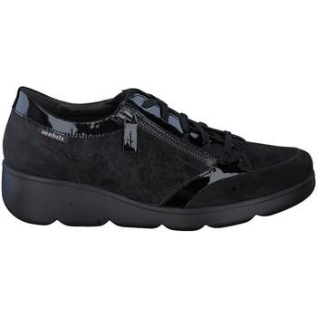 Chaussures Femme Baskets basses Mephisto Baskets cuir GLADICE Noir