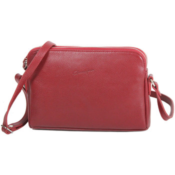 Sacs Femme Pochettes / Sacoches Gerard Henon Pochette collection TWIST 16200 Rouge