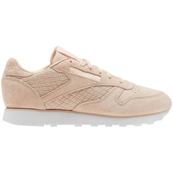 Chaussures Reebok Sport CL Lthr Woven Emb