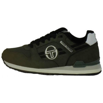 Chaussures Homme Baskets basses Sergio Tacchini Baskets  SON C AUTHENTIC - STM823207-GREEN Vert