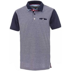 Vêtements Homme Polos manches courtes Camberabero Polo rugby homme - Gris