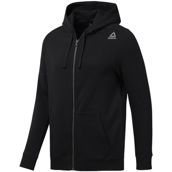 Sweat-shirt Reebok Sport EL Fleece FZ Black