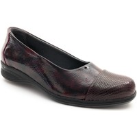 Chaussures Femme Ballerines / babies Suave 7505 Rouge