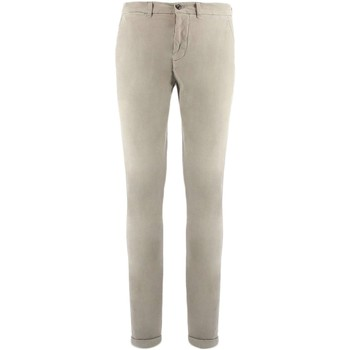 Vêtements Homme Chinos / Carrots Harmont & Blaine CHINOS NARROW pantalon Homme Gris Gris