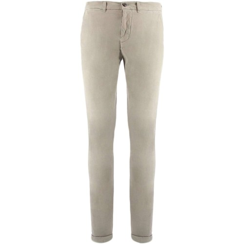 Vêtements Homme Chinos / Carrots Harmont & Blaine CHINOS NARROW Gris
