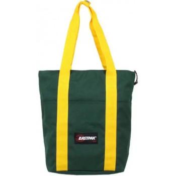 Cabas Eastpak sac cabas shopper ek527 san diego uni vert et jaune