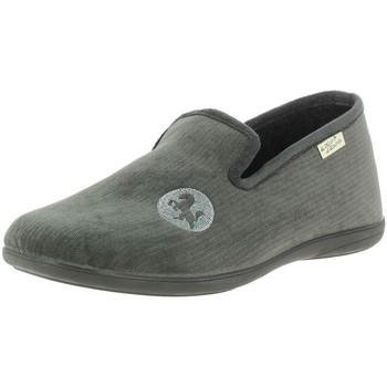 Chaussures Femme Chaussons La Maison De L'espadrille 6700 gris