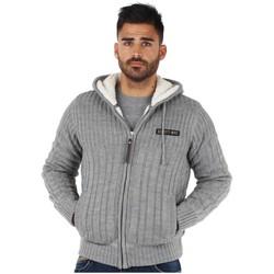 Vêtements Homme Pulls Schott Grosse veste  ref_jaj44637 Gris Gris