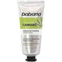 Beauté Soins mains et pieds Babaria Cannabis Crema Manos Nutrición Y Bienestar