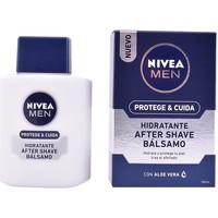 Beauté Homme Soins après-rasage Nivea Men Protege & Cuida Après Rasage Balm Hidratante