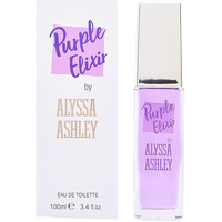 Beauté Femme Eau de toilette Alyssa Ashley Purple Elixir Edt Vaporisateur  100 ml