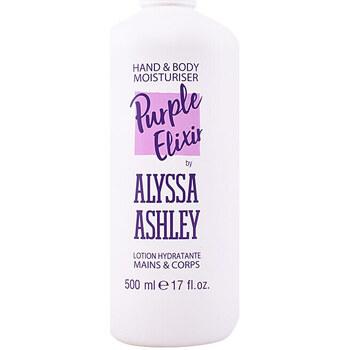 Beauté Femme Hydratants & nourrissants Alyssa Ashley Purple Elixir Hand & Lotion Pour Le Corps