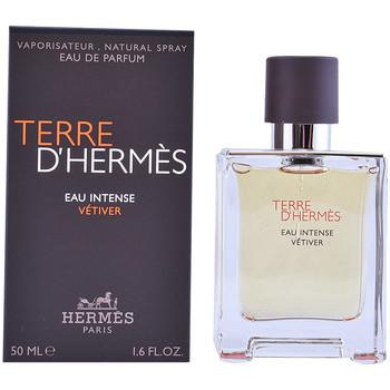 Beauté Eau de parfum Hermès Paris Terre D'Hermès Eau Intense Vétiver Edp Vaporisateur  50 ml