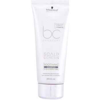 Beauté Shampooings Schwarzkopf Bc Scalp Genesis Soothing Shampoo  200 ml