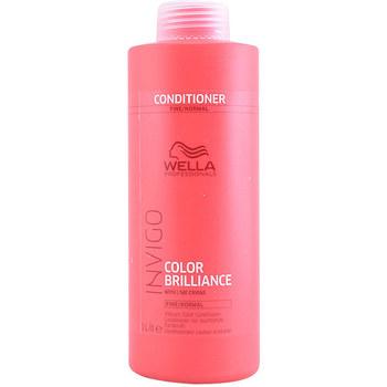Beauté Soins & Après-shampooing Wella Invigo Color Brilliance Conditioner Fine Hair  1000 ml