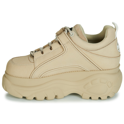 Basses Beige Femme 1533046 Chaussures Baskets Buffalo thdCxQrs