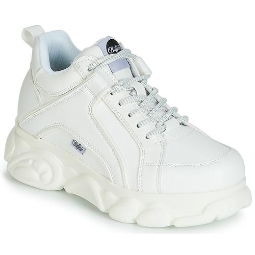 Chaussures Femme Baskets basses Buffalo 1630121 Blanc
